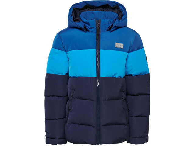 LEGO wear Jordan 708 Jacket Kinder blue